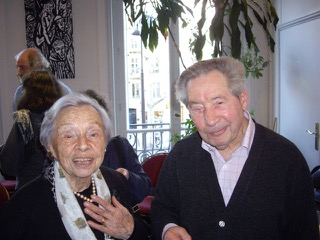 Liliane Esrail et Jacques Altman, photo, D. Dufourmantelle