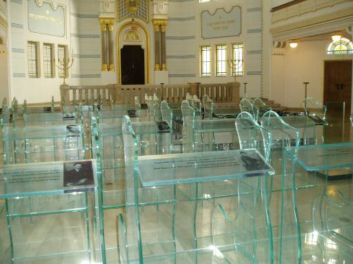 mémorial synagogue